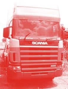 Scania 6X4-400